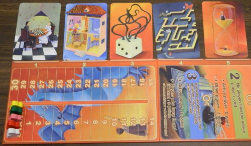 Submitted Cards in Dixit
