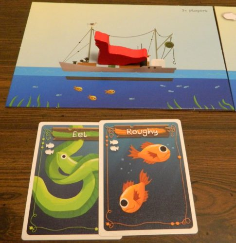 Take Cards in Fish Frenzy