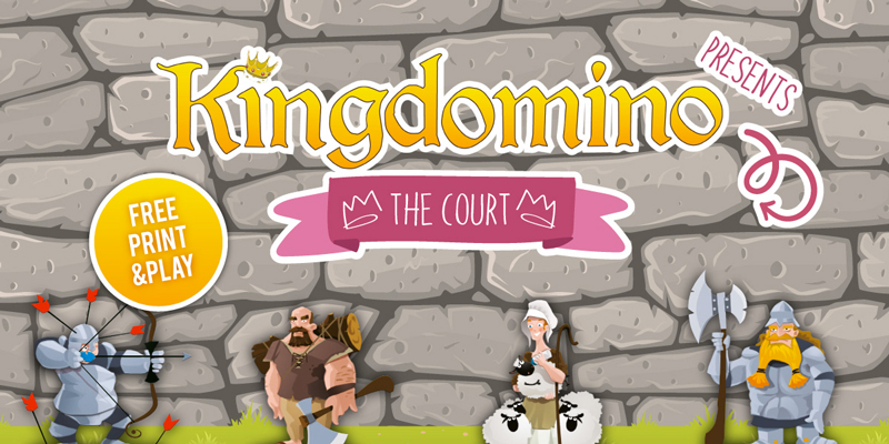 Kingdomino The Court