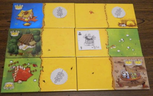 Placing Person Tile in Kingdomino: The Court