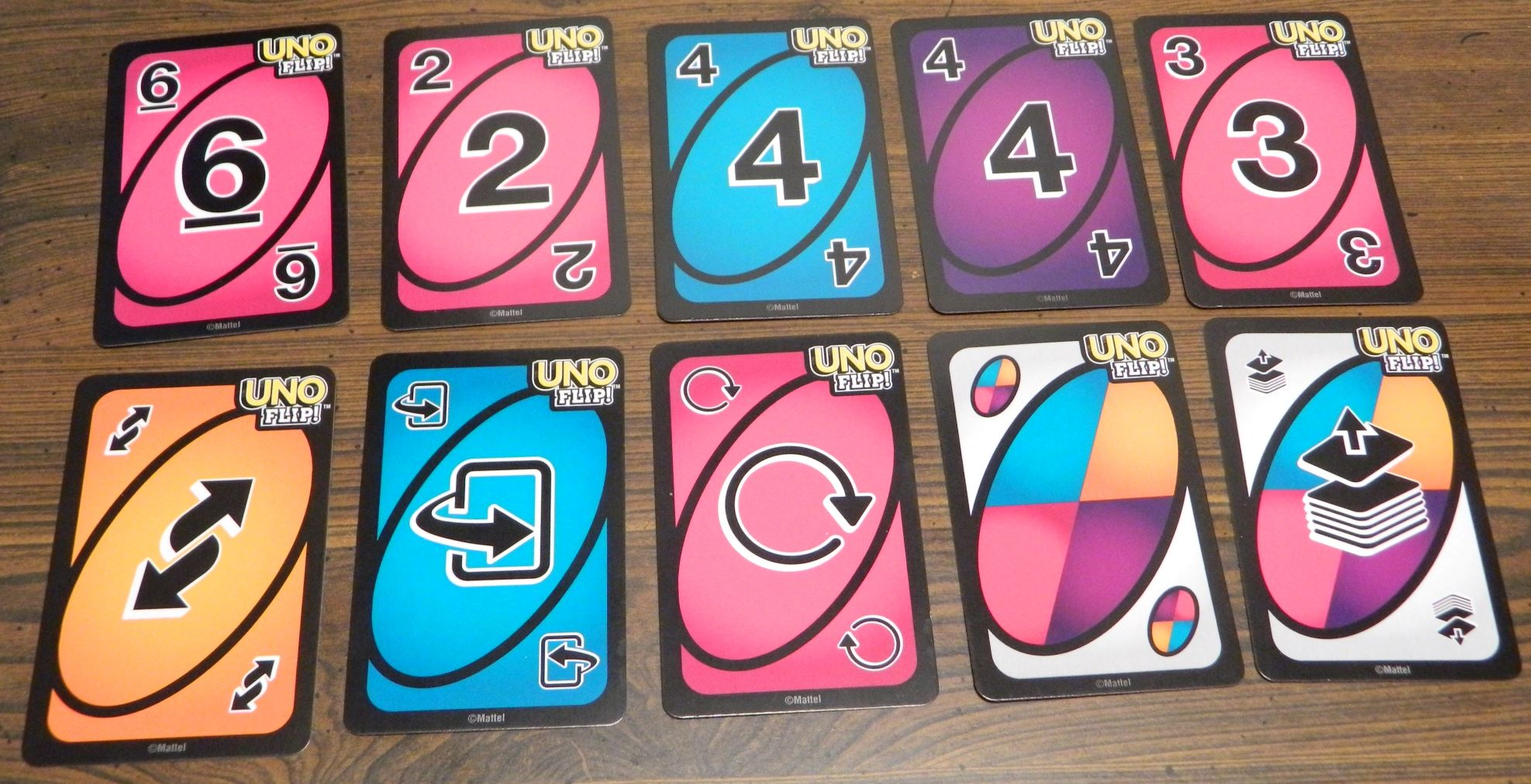 Uno Flip 2019 Card Game Review And Rules Geeky Hobbies