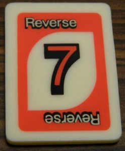 Reverse Tile in UNO Rummy-Up