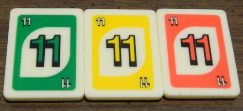 Set in UNO Rummy-Up