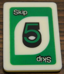 Skip Tile in UNO Rummy-UP