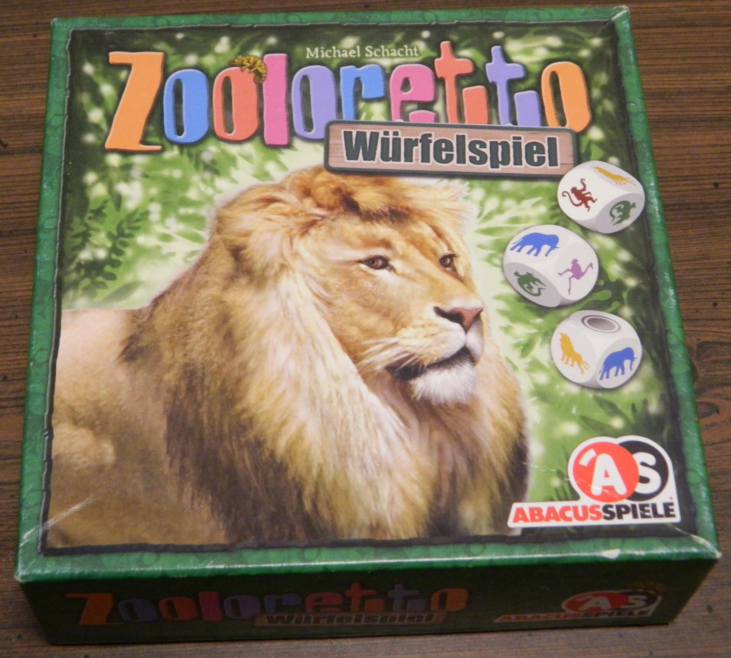 Box for Zooloretto