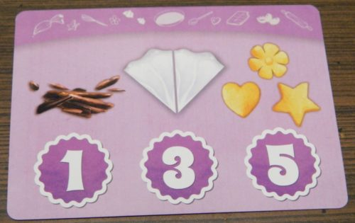 Decorations Card for Piece of Pie