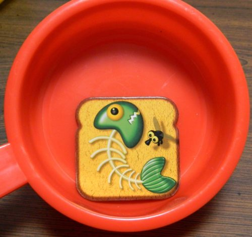 Catch Stinky Fish in Crazy Toast