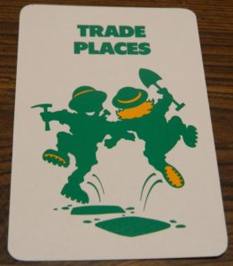 Trade Places Card from Back Off! Buzzard