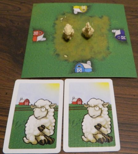 Play Cards in Black Sheep