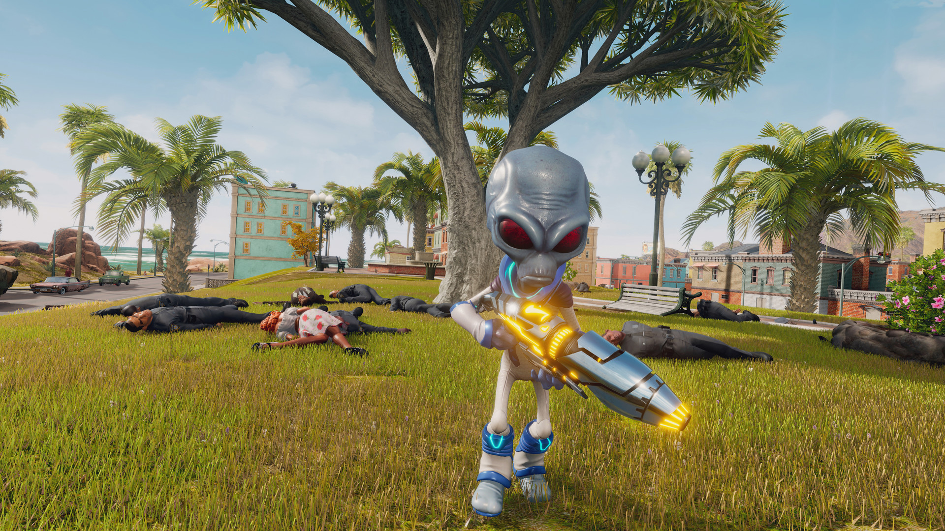 Destroy All Humans Screenshot