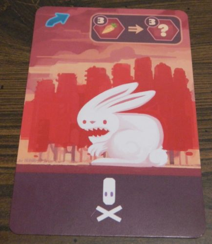 Rabbit Card in Megaland