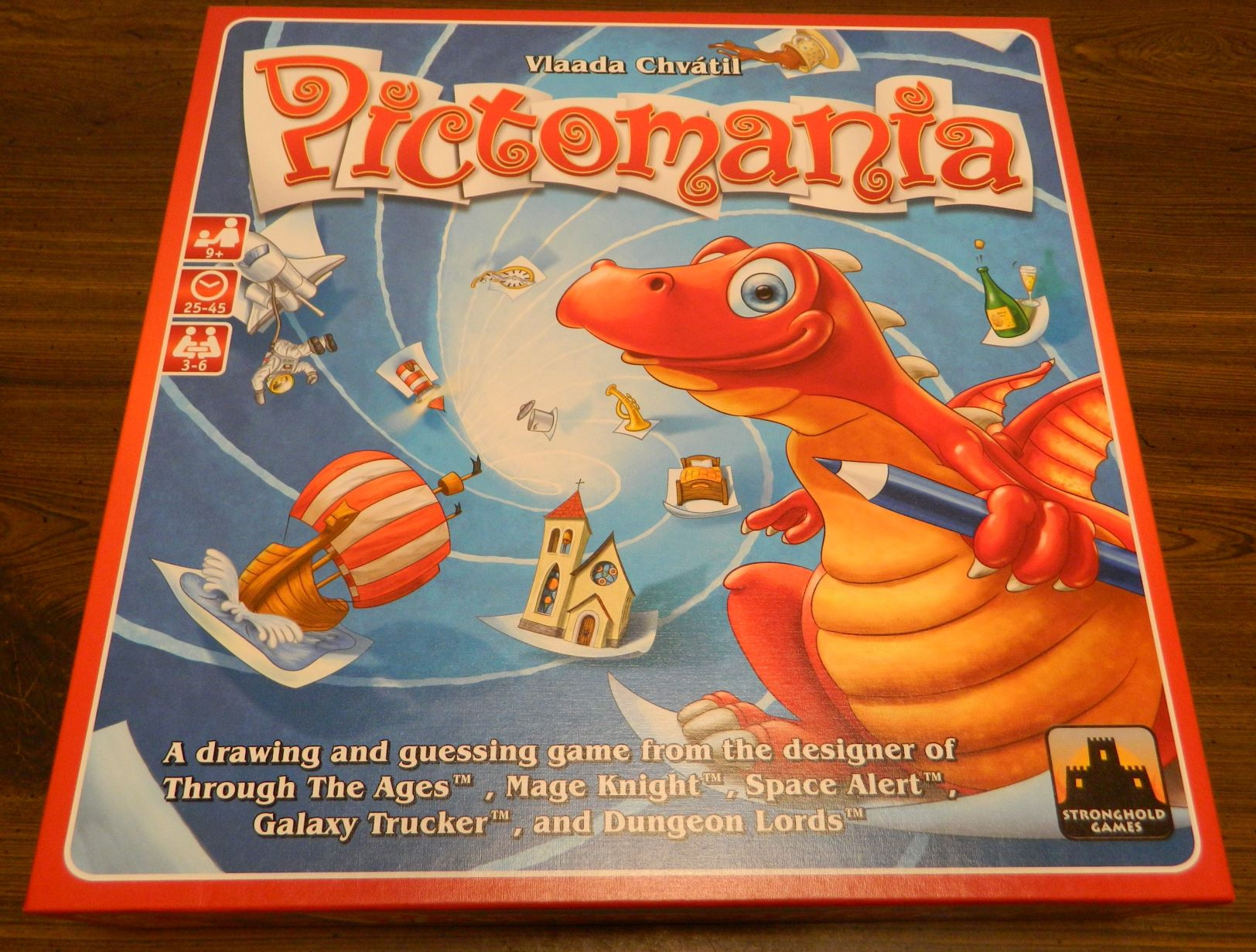 Box for Pictomania