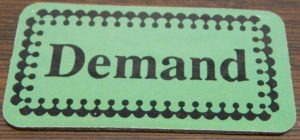 Demand Card in Stampin'