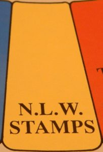 N.L.W. Stamps Space in Stampin'