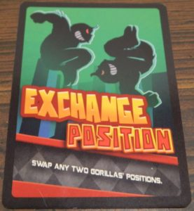 Exchange Position Card From Banana Bandits