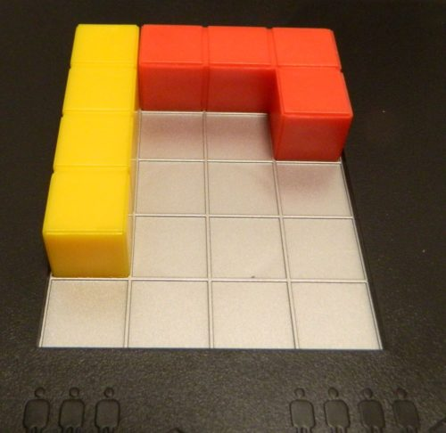 Place Second Block in Blokus 3D