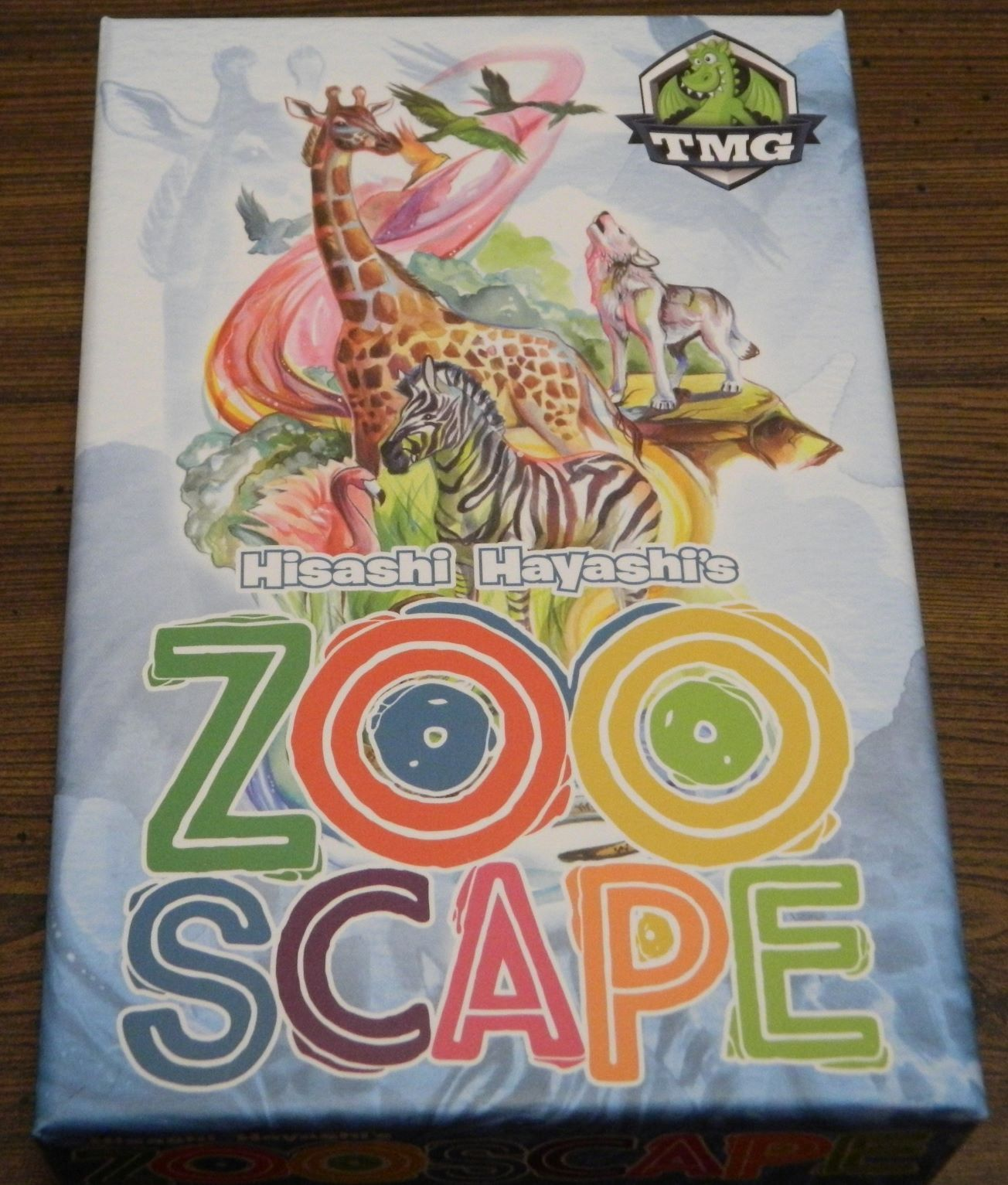Box for Zooscape