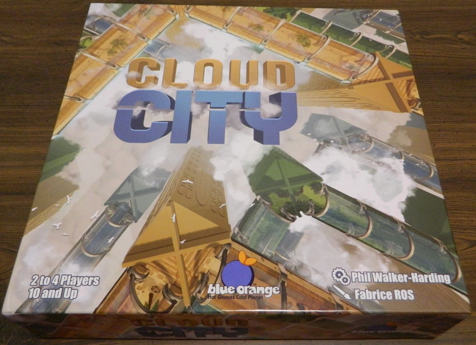 Box for Cloud City