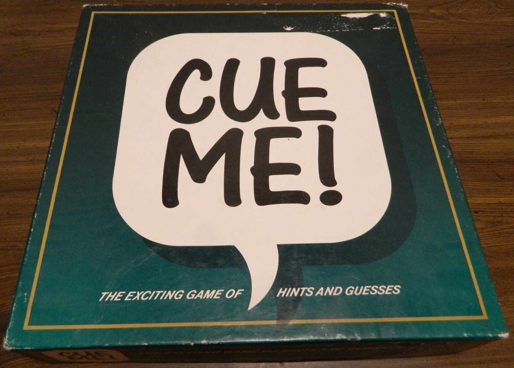 Box for Cue Me!
