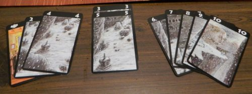 Cards to Play in Lost Cities