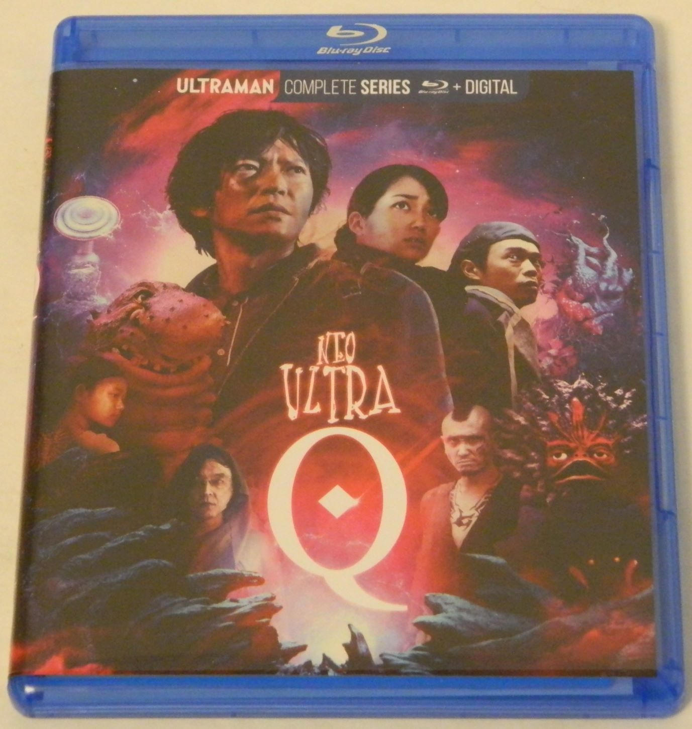 Neo Ultra Q The Complete Series Blu-ray