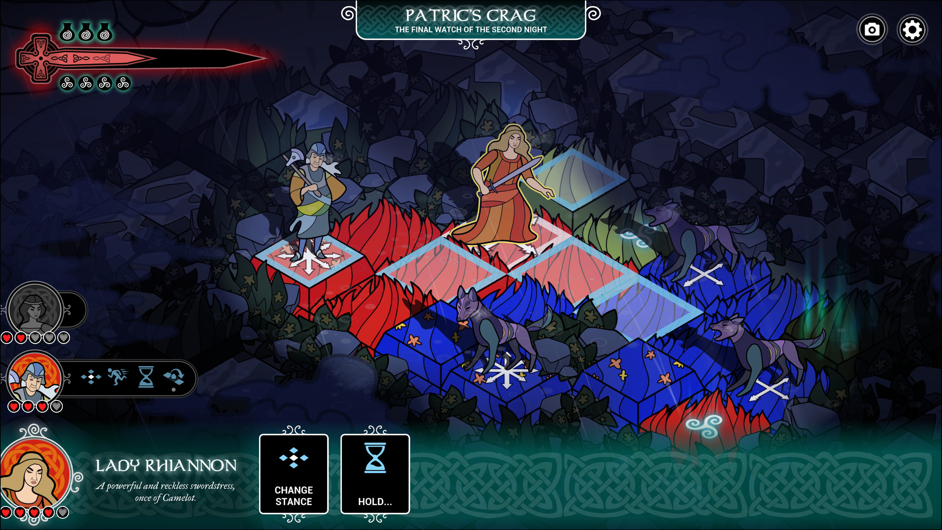Pendragon Screenshot