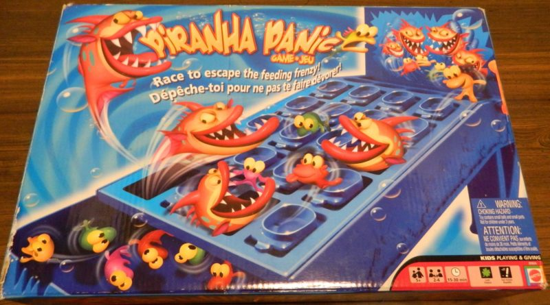 Box for Piranha Panic