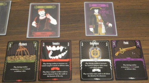 Vampire Attack in Vampire Empire