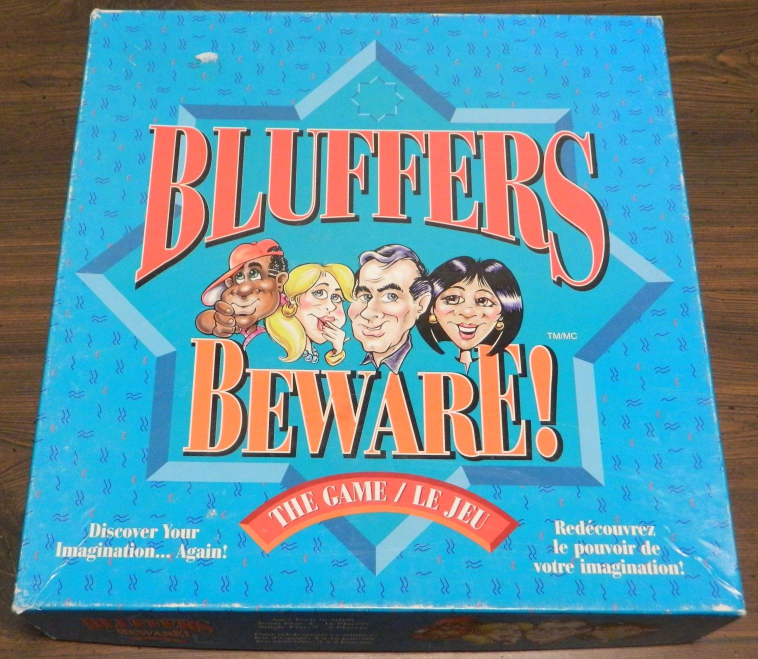 Box for Bluffers Beware