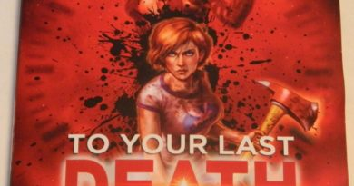 Blu-ray for To Your Last Death