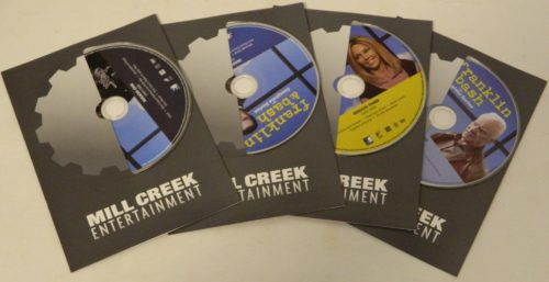 Franklin and Bash The Complete Series DVD Packaging