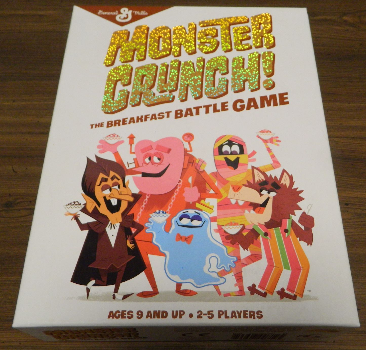 Box for Monster Crunch