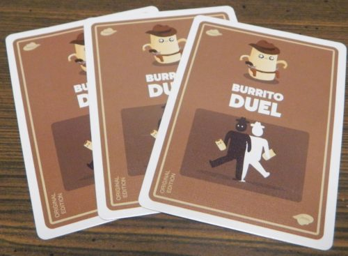 Duel Cards from Throw Throw Burrito