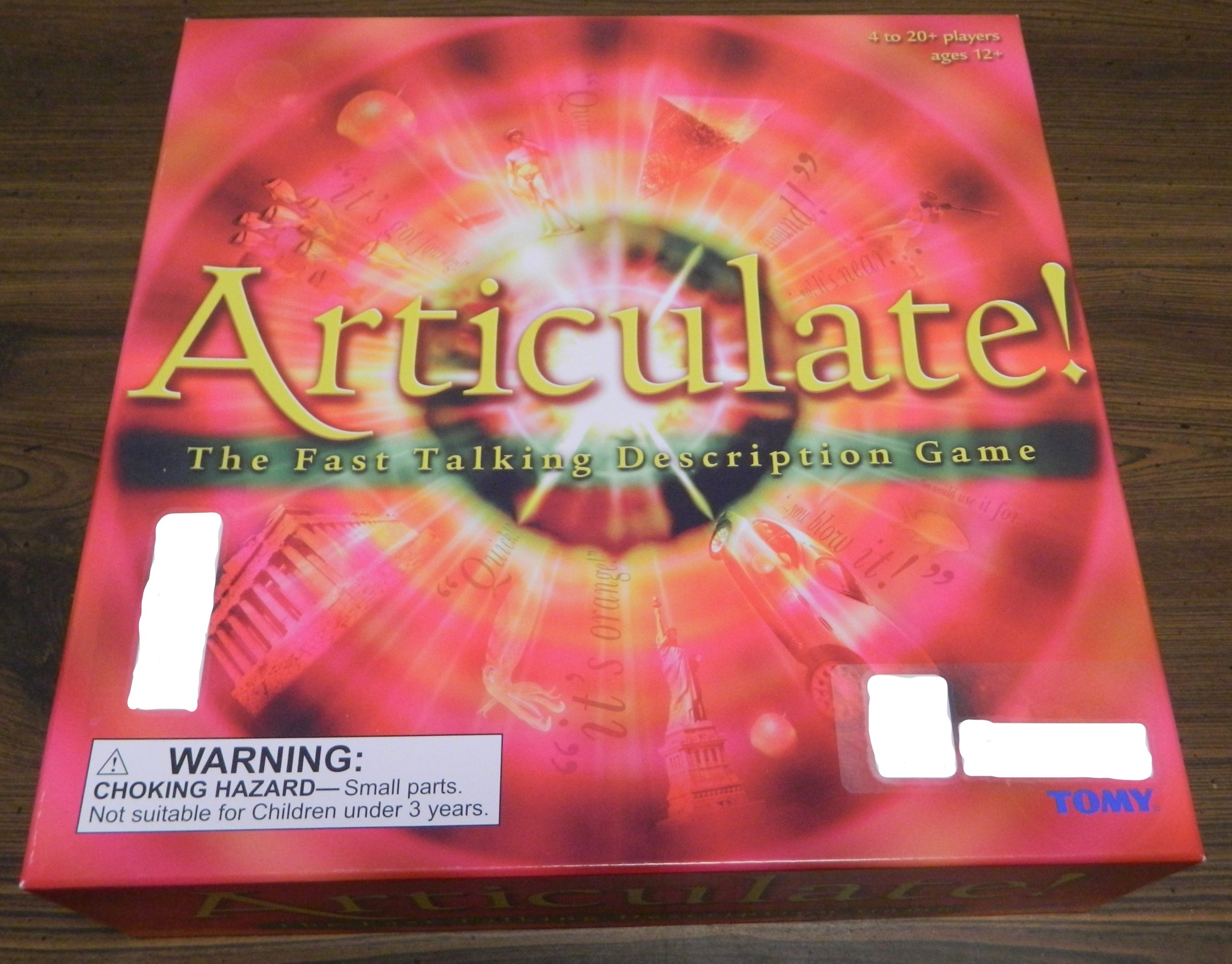 Articulate Box