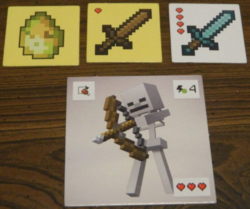 Fight A Mob in Minecraft Builders & Biomes