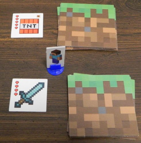 Take A Weapon in Minecraft Builders & Biomes