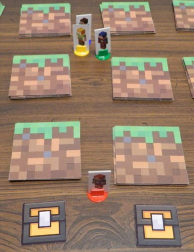 Movement in Minecraft Builders & Biomes