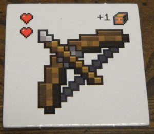 Bow from Minecraft Builders & Biomes