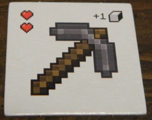 Stone Pickaxe from Minecraft Builders & Biomes