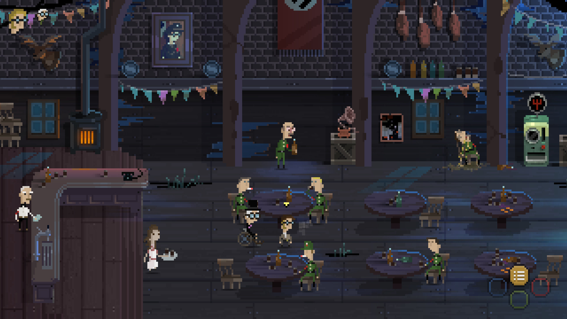 Nine Witches: Family Disruption Screenshot