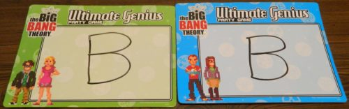 Counterfactuals in The Big Bang Theory Ultimate Genius Party Game