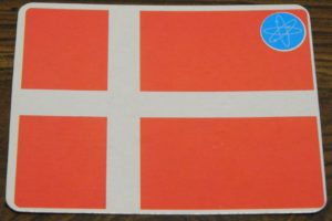 Fun With Flags Card The Big Bang Theory Ultimate Genius Party Game