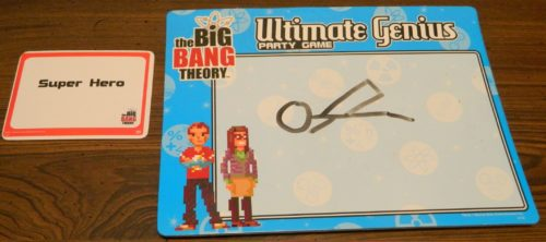Sketch Charades The Big Bang Theory Ultimate Genius Party Game