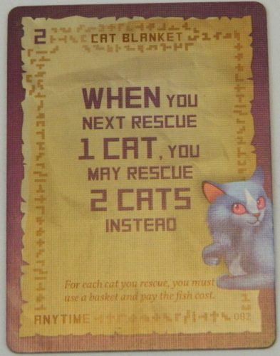 Anytime Card in Isle of Cats