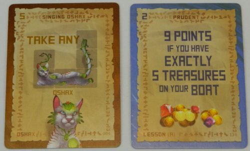 Chosen Cards in Isle of Cats