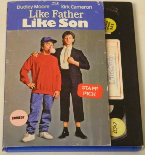 Like Father Like Son Blu-ray