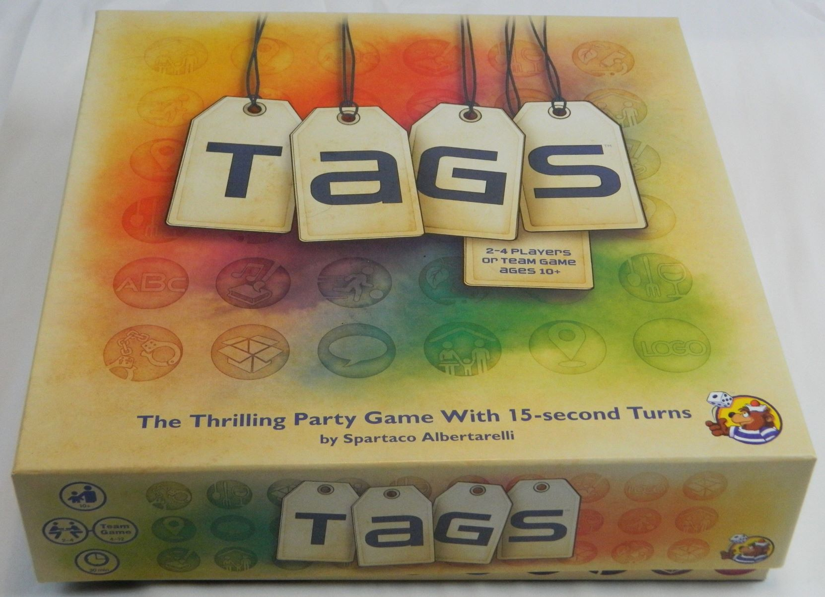 Box for Tags