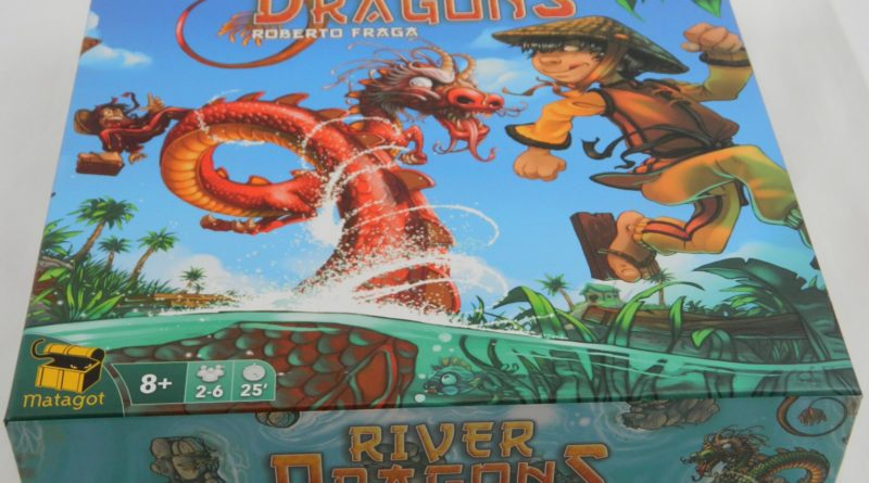 Box for River Dragons