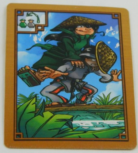 Leap Card in River Dragons