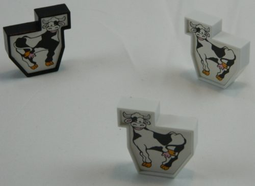 Three Player Game in Don't Tip the Cows
